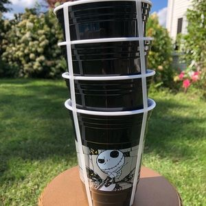 🍴The Nightmare Before Christmas Reusable Cups